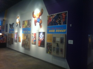 Part of the comic heroes gallery